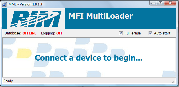 mml offline Blackberry Unlock using mml 2.0.1.3