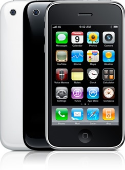 White 32gb factory unlocked iPhone 3GS