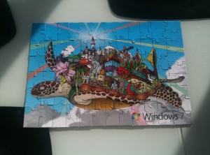 Windows 7 Puzzle