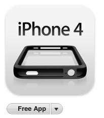 Free App button