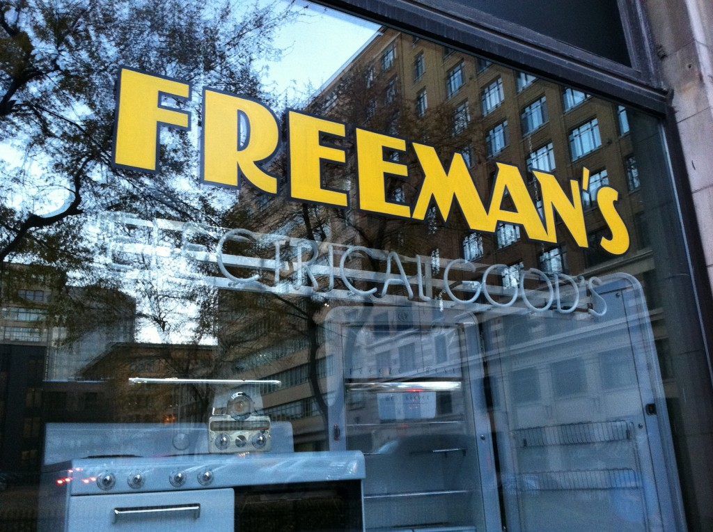 Freeman's Electrical Goods