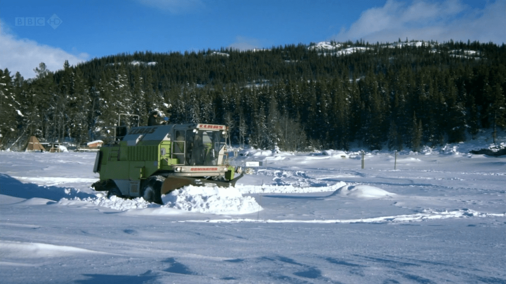 Top Gear Snow Plow 2