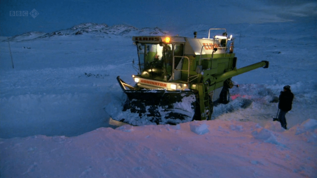 Top Gear Snow Plow 4